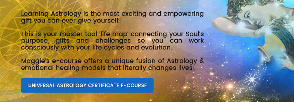 Learn Astrology - Universal Astrology Certificate e-Course