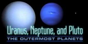 Uranus Neptune Pluto