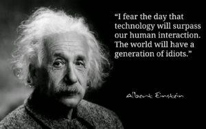 Einstein technology