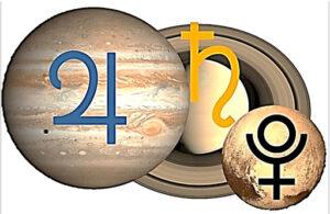 Jup Sat Pluto Nov
