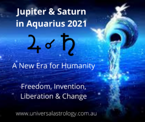Jupiter & Saturn in Aquarius 2021