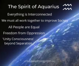 The Spirit of Aquarius